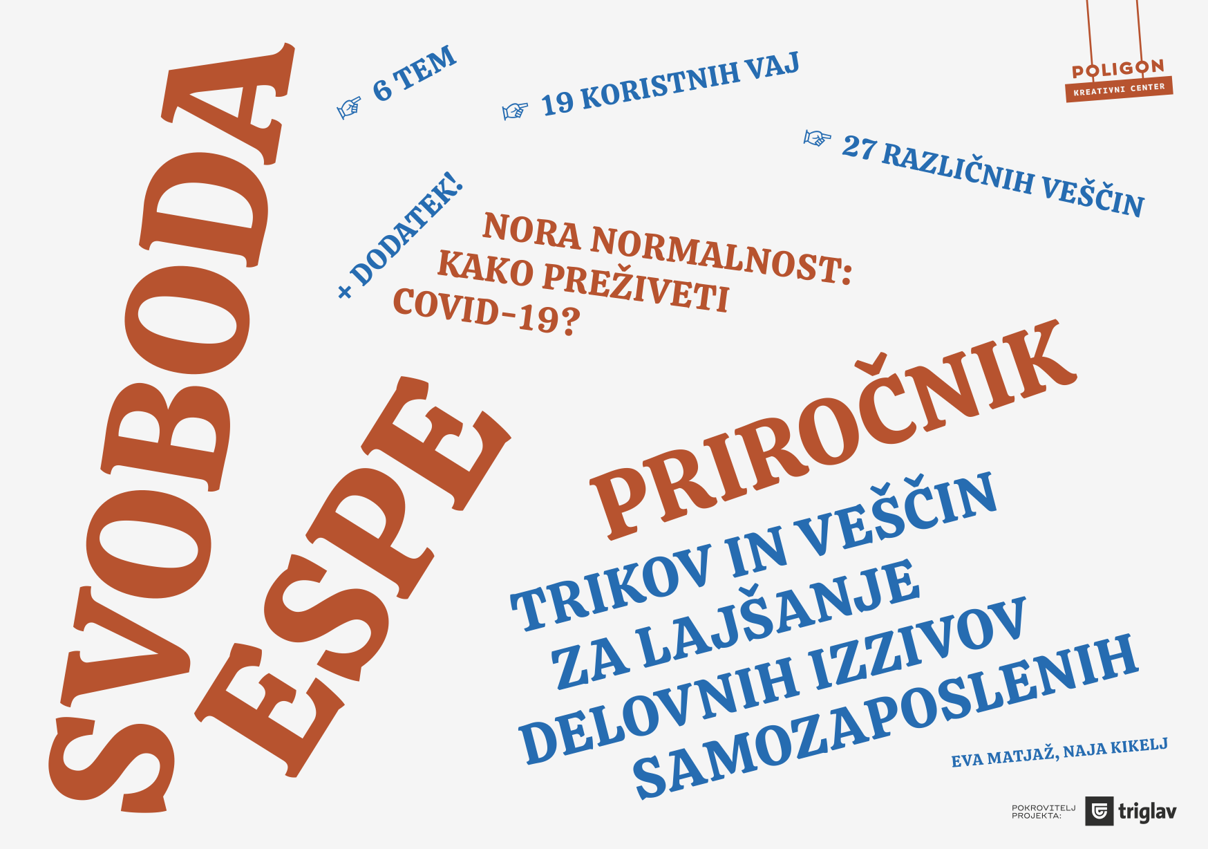 Priročnik Svoboda ESPE